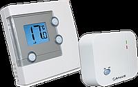 Безпровідний електронний терморегулятор — добовий RT300RF
