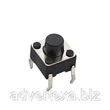 Кнопка DIP микро переключатель 4 pin 6x6x5 мм