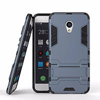 Чехол Meizu MX6 Hybrid Armored Case темно-синий