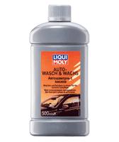 Автомобильный шампунь с воском - Auto-Wasch & Wachs 0,5Л