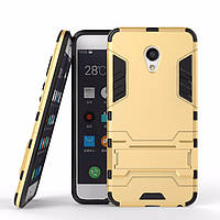 Чехол Meizu MX6 Hybrid Armored Case золотой
