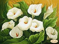 Схема для вышивки бисером Оберег красоты