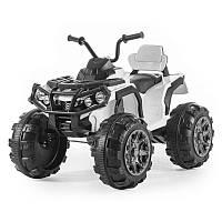 Детский квадроцикл Bombardier  пульт,EVA-колеса, амортизаторы