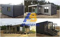 Модульные всесезонные дома от производителя. Большой выбор. Доставка-установка по Украине. Звоните!!!, фото 1