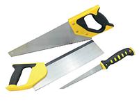 Набор ножовок Сталь 40108 (3 шт)