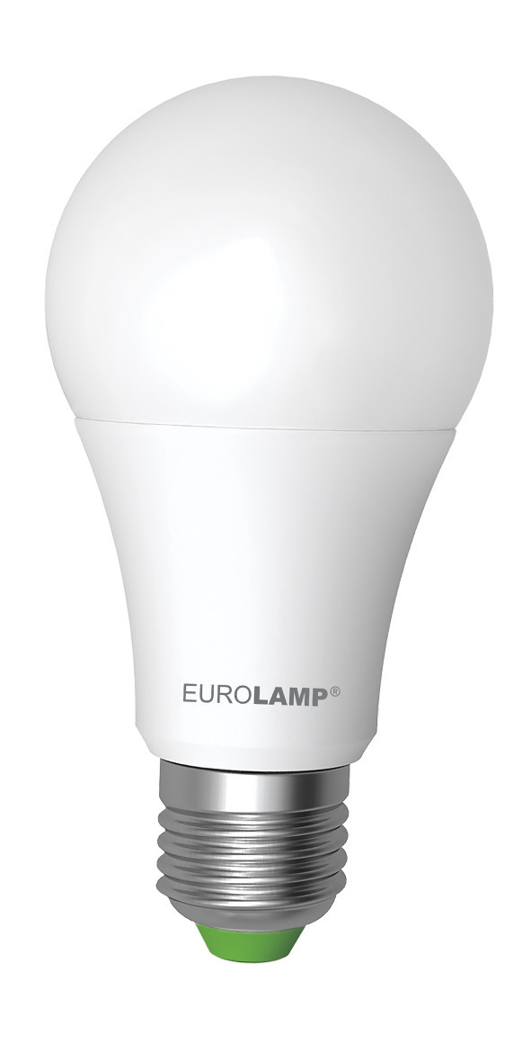 LED Лампа EUROLAMP EKO A60 10W E27 3000K