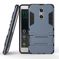 Чехол Xiaomi Redmi Pro Hybrid Armored Case темно-синий