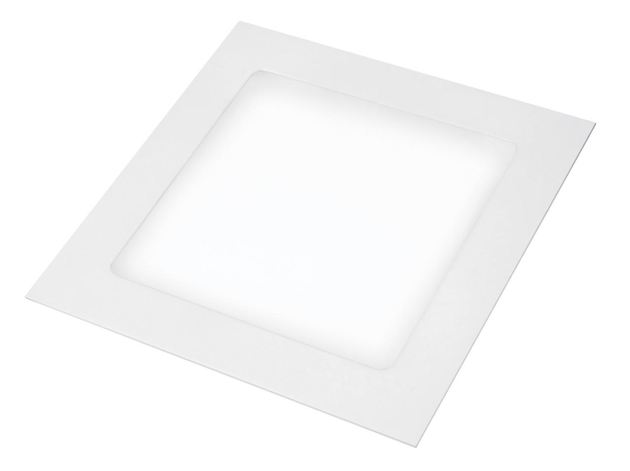 LED Светильник EUROLAMP квадратный Downlight 24W 4000K