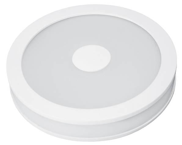 LED Светильник EUROLAMP круглый накладной Downlight 24W 4000K (с врезным типом монтажа), фото 2