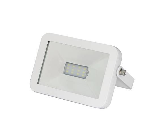 LED Прожектор EUROELECTRIC COB белый 10W 6500K premium, фото 2