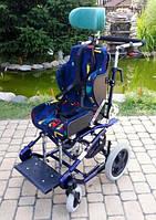 Специальное инвалидное кресло коляска для детей с ДЦП RehaTec Special Needs Chair Children Stroller