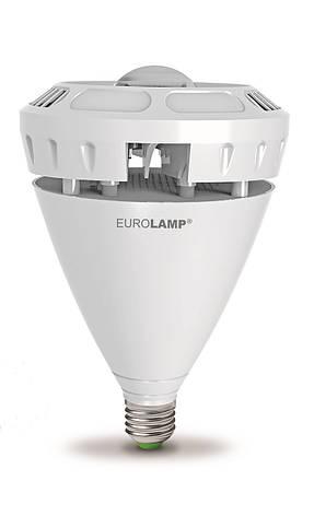 """LED Лампа EUROLAMP высокомощная """"око"""" 60W E40 6500K, фото 2"""