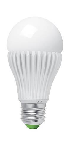 LED Лампа EUROLAMP EKO A65 20W E27 4000K, фото 2