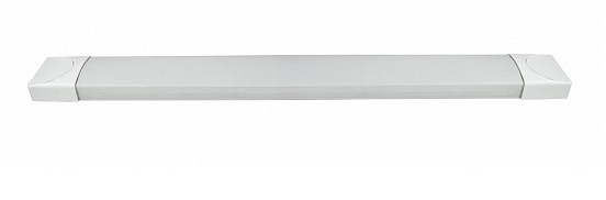 Светодиодный линейный светильник EUROLAMP IP65 17W 6500K (0.6m) (LED-FX(0.6)-17/65)