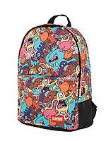 Городской рюкзак молодежный Party Urban Planet 25л. (школьный рюкзак, для спорта, женский рюкзак, мужской)