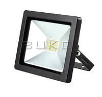 Прожектор светодиодный уличный черный (led прожектор черный) SMD 20W 6400K 1600LM,Watc