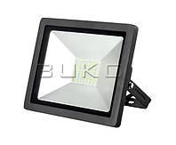 Прожектор светодиодный уличный черный (led прожектор черный) SMD 30W 6400K 2400LM,Watc
