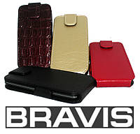 Чехол Flip-case для Bravis Jazz