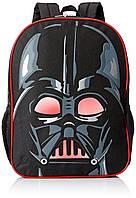 Рюкзак Дарт Вейдер Звездные войны Star Wars Disney Darth Vader Light up. Со светом и звуком, фото 1