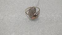 Срібне кільце Мушля, фото 1
