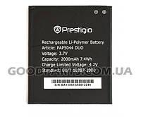 Батарея аккумуляторная PAP5044 2000mAh Li-ion для мобильного телефона Prestigio