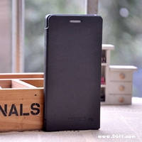 Чехол NoBrand Fresh Series для Huawei Ascend P6 black