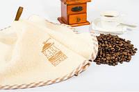 Салфетка махровая Кофе