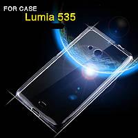 Чехол TPU для Microsoft Lumia 535