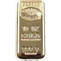 Зажигалка 4438 Слиток золота