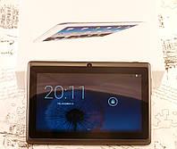 """Планшет Samsung Q88 2-ядра 7"""" Графит Allwinner-А23 копия"""