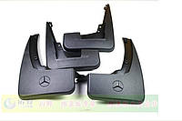 Брызговики Mercedes GL W164