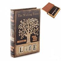 """Книги-сейфы  """"Дерево жизни"""""""