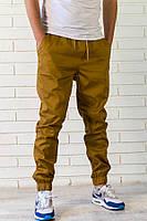 Джогеры с карманами, мужские брюки, штаны, фото 1
