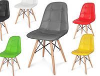 Кресло стулья Hile на деревянных ножках разные цвета