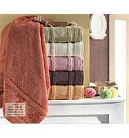 Хлопковые полотенца Pupilla 70x140 (6-шт) №Chinar