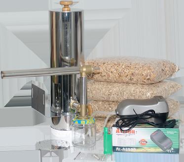 Дымогенераторы для коптильни и комплектующие