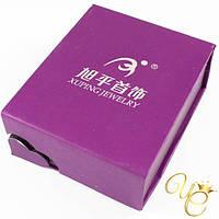 Фирменная коробочка для браслета Xuping «Безупречная II»
