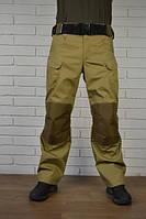 Тактические брюки с наколенниками, рип-стоп