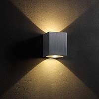 Светодиодный LED декоративный светильник 10Вт, LWA185