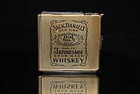 Портсигар выкидной с зажигалкой Виски большой
