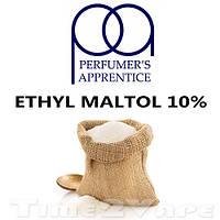 Ароматизатор TPA Ethyl Maltol 10% PG (Усилитель Вкуса) 10ml