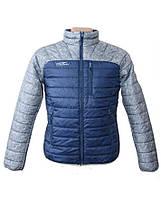 Куртка мужская демисезонная короткая синяя, 52