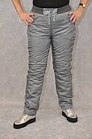Спортивные женские штаны на сентипоне
