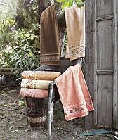 Хлопковые полотенца Pupilla 70x140 (6-шт) №Alya