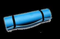 Коврик - каремат туристический двухслойный «Турист» 1800x600x10 мм