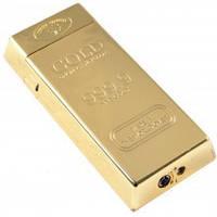 Зажигалка 4147 Слиток золота