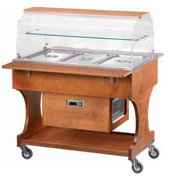 Шведский стол охлаждаемый CLR 2782 W