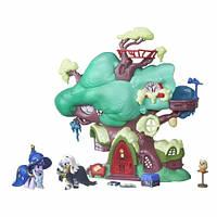 Hasbro My Little Pony Игровой набор - Библиотека Твайлайт Спаркл / Библиотека Золотой дуб, фото 1