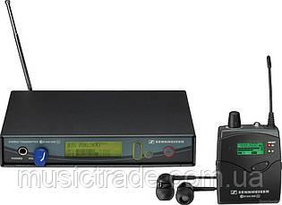 Беспроводной мониторинг Sennheiser EW 300 IEM G2