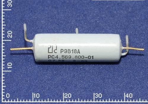 РЭВ18А РС4.569.800-01 Реле 27 V (100МГц)